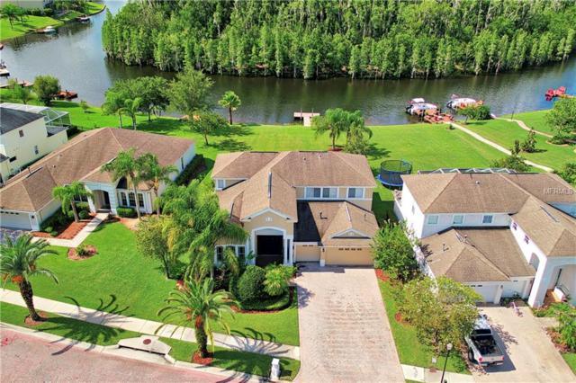 10505 Martinique Isle Drive, Tampa, FL 33647 (MLS #U8009799) :: Team Bohannon Keller Williams, Tampa Properties