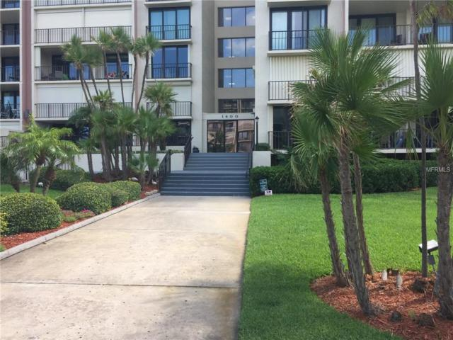 1400 Gulf Boulevard #310, Clearwater Beach, FL 33767 (MLS #U8009805) :: Lovitch Realty Group, LLC