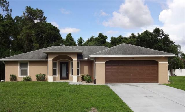 1334 Walburg Street, North Port, FL 34288 (MLS #U8010121) :: The Lockhart Team