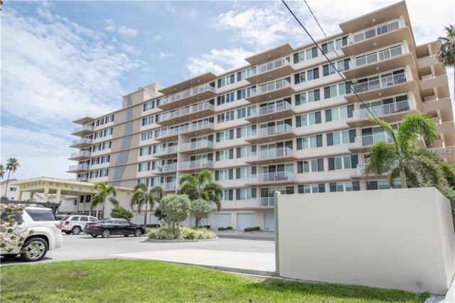 223 Island Way 5C, Clearwater Beach, FL 33767 (MLS #U8010238) :: Jeff Borham & Associates at Keller Williams Realty