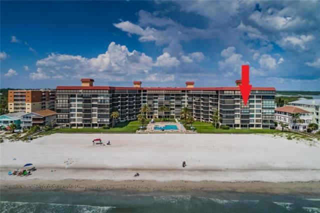 18304 Gulf Boulevard #418, Redington Shores, FL 33708 (MLS #U8010266) :: The Lockhart Team
