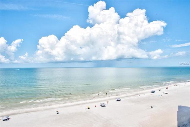 17920 Gulf Boulevard #1204, Redington Shores, FL 33708 (MLS #U8010350) :: The Lockhart Team