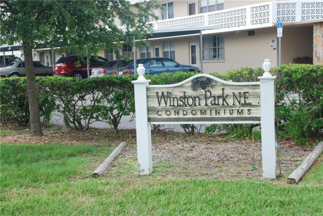4705 1ST Street NE #231, St Petersburg, FL 33703 (MLS #U8010718) :: KELLER WILLIAMS CLASSIC VI