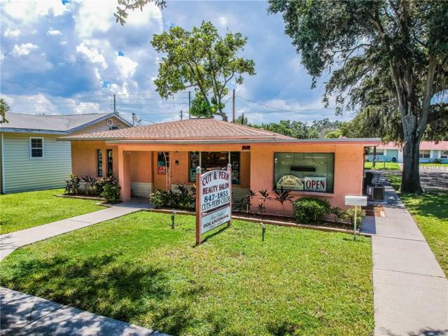 5936 Main Street, New Port Richey, FL 34652 (MLS #U8010723) :: The Lockhart Team