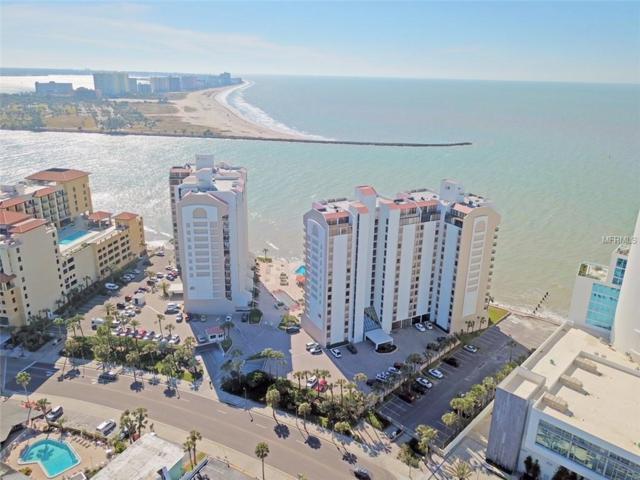 450 S Gulfview Boulevard SW #1103, Clearwater Beach, FL 33767 (MLS #U8010746) :: Jeff Borham & Associates at Keller Williams Realty
