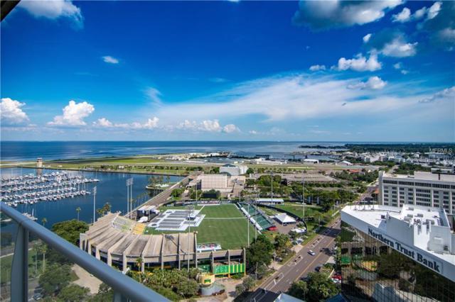 175 1ST Street S #2405, St Petersburg, FL 33701 (MLS #U8010760) :: Baird Realty Group