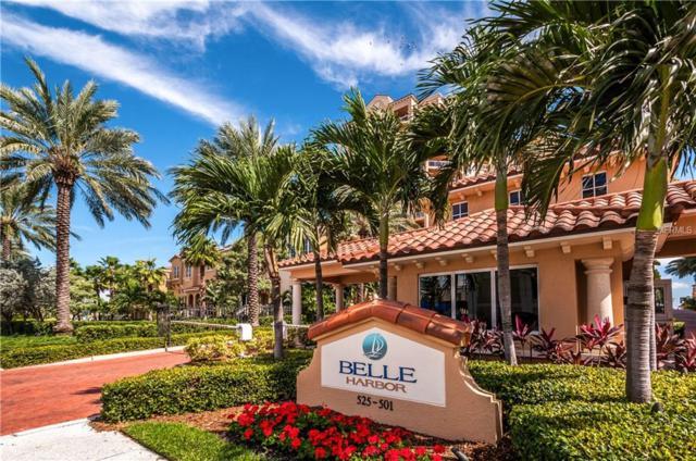 521 Mandalay Avenue #506, Clearwater Beach, FL 33767 (MLS #U8010765) :: Delgado Home Team at Keller Williams