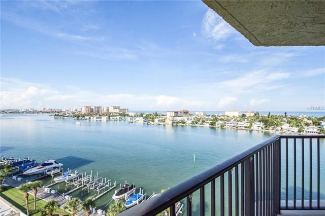 700 Island Way #902, Clearwater Beach, FL 33767 (MLS #U8010896) :: Jeff Borham & Associates at Keller Williams Realty