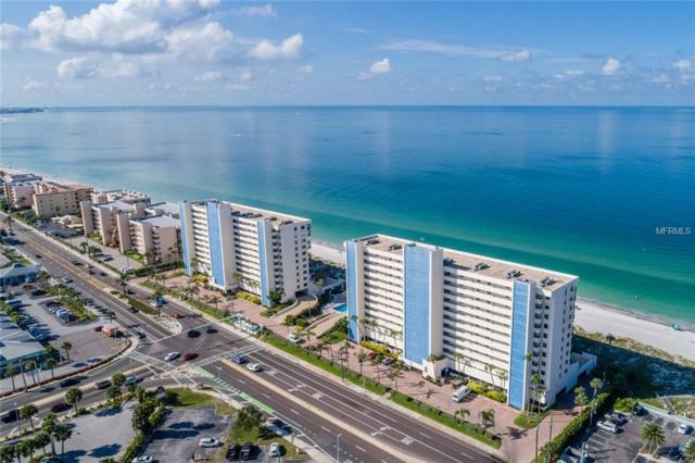 15000 Gulf Boulevard #804, Madeira Beach, FL 33708 (MLS #U8010901) :: The Duncan Duo Team