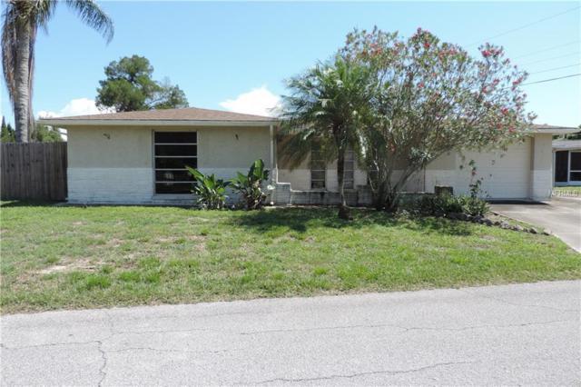 7128 Palisade Drive, Port Richey, FL 34668 (MLS #U8010980) :: Team Suzy Kolaz