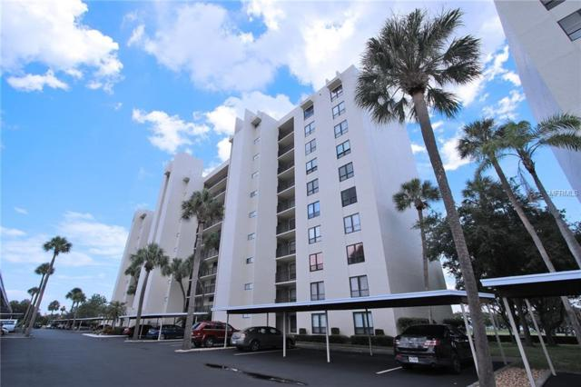 2618 Cove Cay Drive #101, Clearwater, FL 33760 (MLS #U8011101) :: Team Bohannon Keller Williams, Tampa Properties