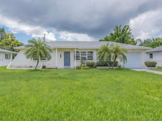4018 26TH Avenue N, St Petersburg, FL 33713 (MLS #U8011288) :: Griffin Group