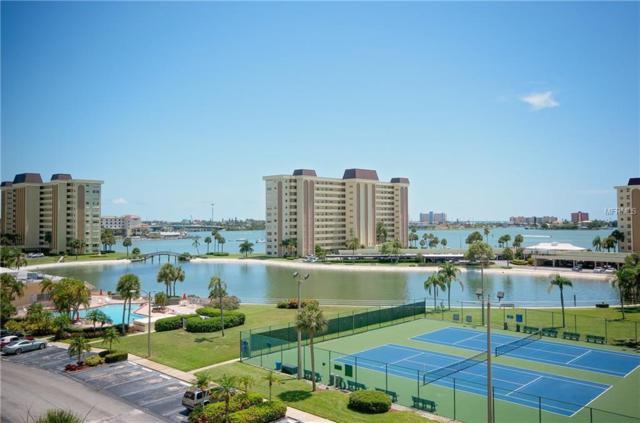 4650 Cove Circle #610, St Petersburg, FL 33708 (MLS #U8011289) :: Dalton Wade Real Estate Group