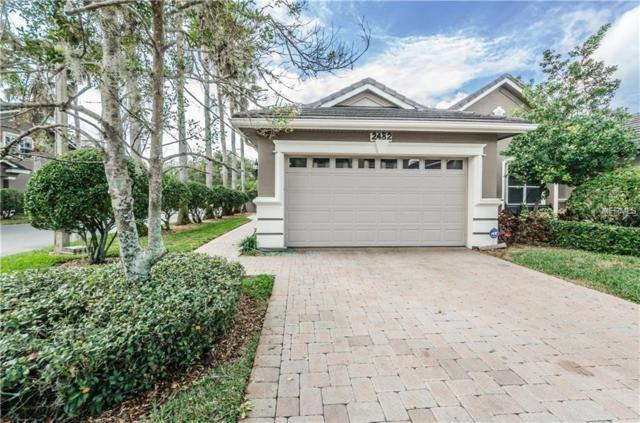 2482 Johnna Court, Palm Harbor, FL 34685 (MLS #U8011384) :: The Duncan Duo Team