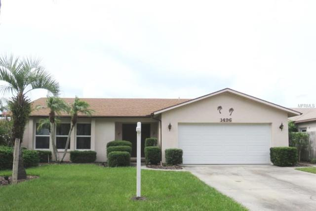1496 Seaspray Lane, Dunedin, FL 34698 (MLS #U8011464) :: Lovitch Realty Group, LLC