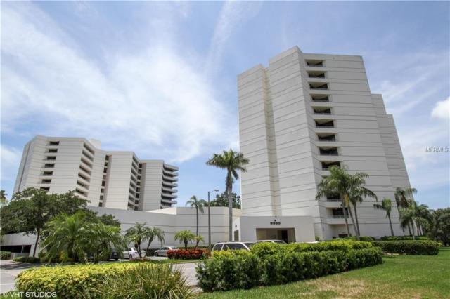 5950 Pelican Bay Plaza S #1006, Gulfport, FL 33707 (MLS #U8011531) :: Gate Arty & the Group - Keller Williams Realty