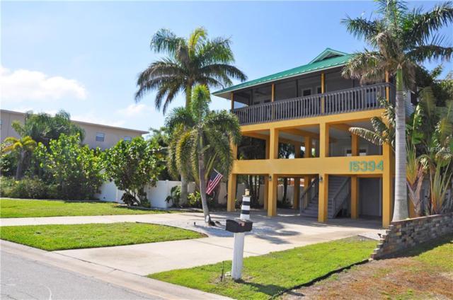 15394 2ND Street E, Madeira Beach, FL 33708 (MLS #U8011558) :: The Lockhart Team
