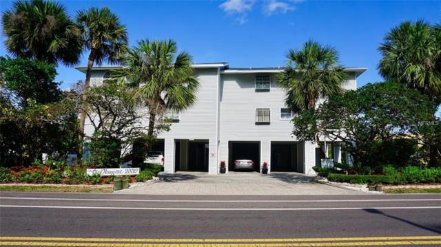 20019 Gulf Boulevard #4, Indian Shores, FL 33785 (MLS #U8011559) :: The Lockhart Team