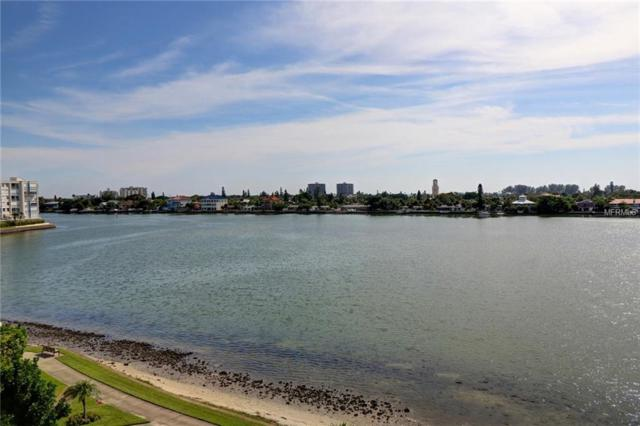8000 Sailboat Key Boulevard S #301, St Pete Beach, FL 33707 (MLS #U8011579) :: The Lockhart Team