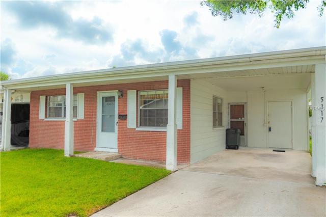 5117 Tulip Street N, Pinellas Park, FL 33782 (MLS #U8011609) :: White Sands Realty Group