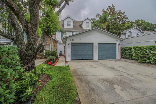 246 Saint Ives Drive, Palm Harbor, FL 34684 (MLS #U8011646) :: Jeff Borham & Associates at Keller Williams Realty