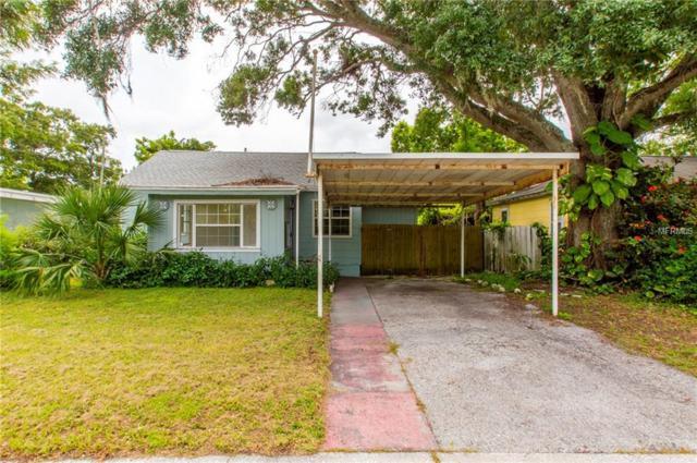 5017 Tangerine Avenue S, Gulfport, FL 33707 (MLS #U8011683) :: Baird Realty Group