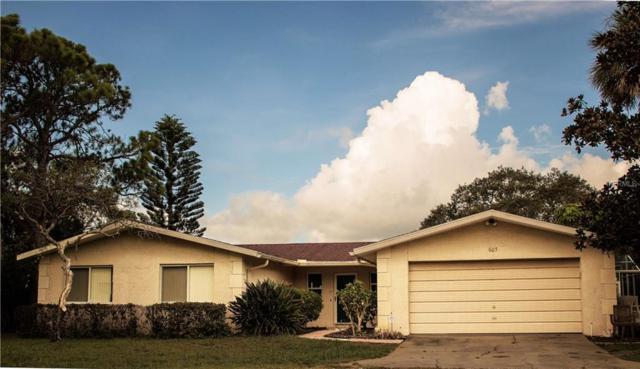 603 Royal Drive, Tarpon Springs, FL 34689 (MLS #U8011734) :: White Sands Realty Group