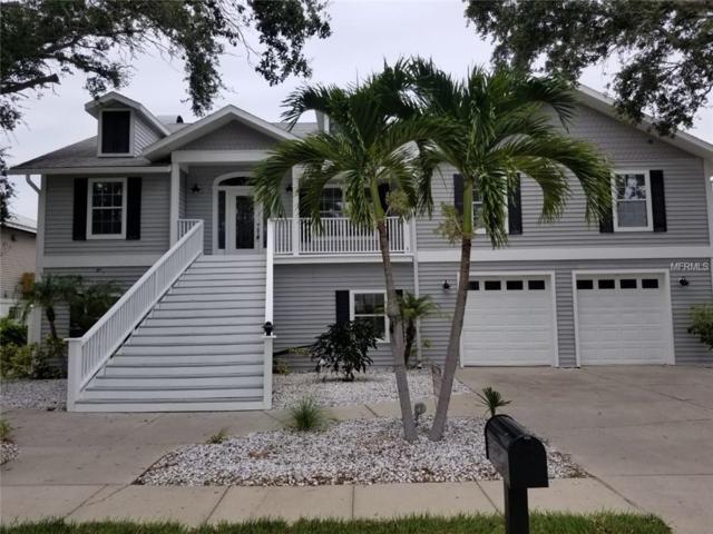 2845 Seabreeze Drive S, Gulfport, FL 33707 (MLS #U8011842) :: Baird Realty Group