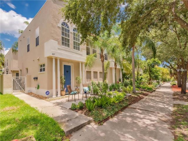 237 7TH Avenue N #1, St Petersburg, FL 33701 (MLS #U8011869) :: The Lockhart Team