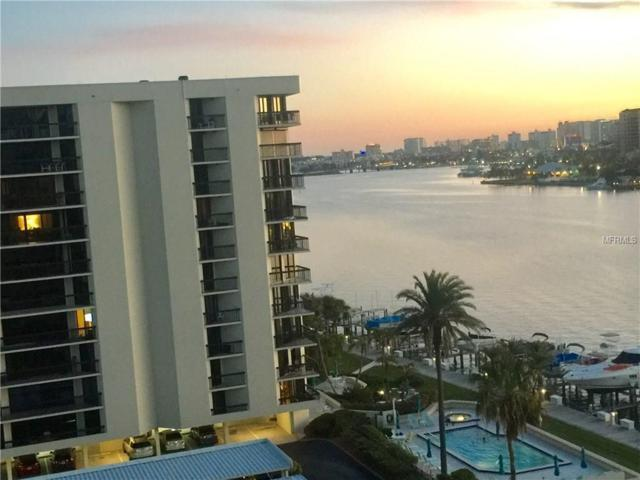 690 Island Way #303, Clearwater Beach, FL 33767 (MLS #U8011888) :: Beach Island Group