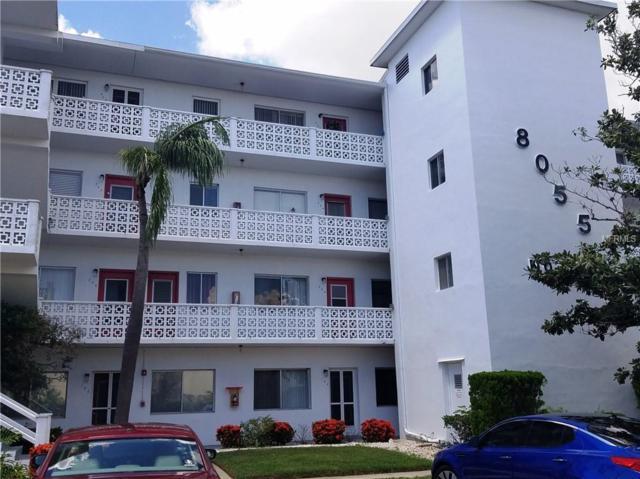 8055 112TH Street #105, Seminole, FL 33772 (MLS #U8012030) :: Lovitch Realty Group, LLC