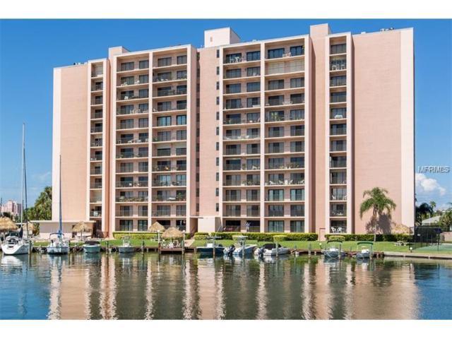 51 Island Way #106, Clearwater Beach, FL 33767 (MLS #U8012098) :: Lovitch Realty Group, LLC