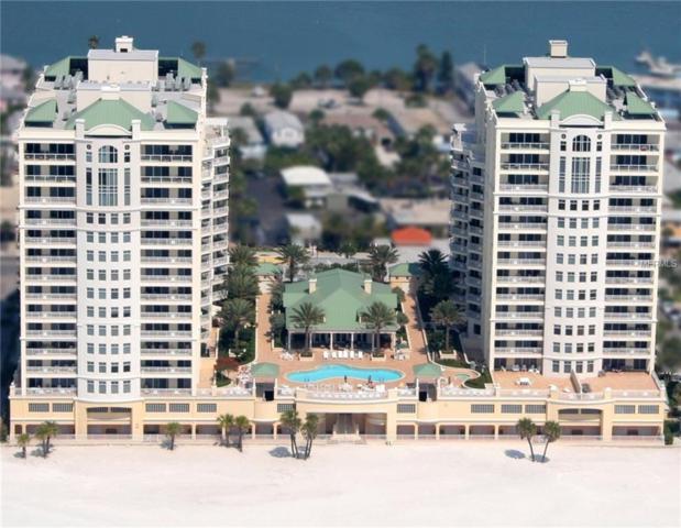 10 Papaya Street #1105, Clearwater Beach, FL 33767 (MLS #U8012311) :: The Duncan Duo Team