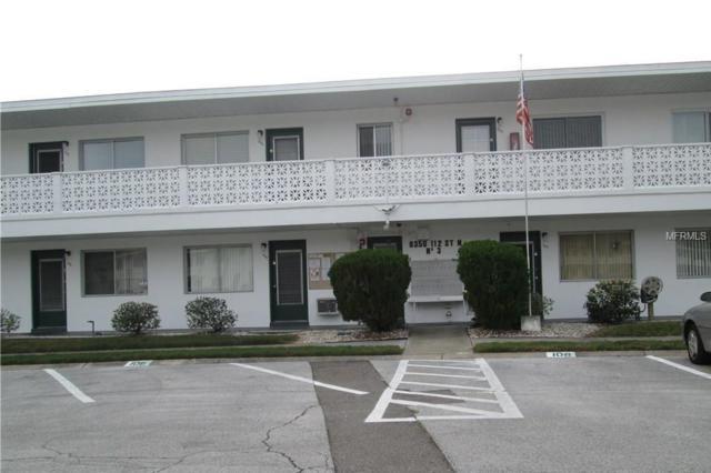 8350 112TH Street #207, Seminole, FL 33772 (MLS #U8012412) :: Lovitch Realty Group, LLC
