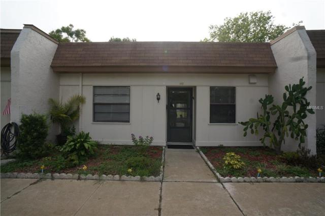 1418 Arrowhead Circle W D20, Clearwater, FL 33759 (MLS #U8012649) :: Team Bohannon Keller Williams, Tampa Properties