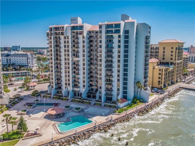 450 S Gulfview Boulevard #1005, Clearwater Beach, FL 33767 (MLS #U8012885) :: RE/MAX Realtec Group