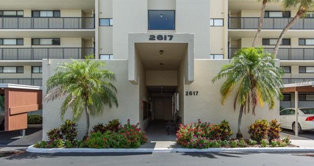 2617 Cove Cay Drive #408, Clearwater, FL 33760 (MLS #U8013201) :: Team Bohannon Keller Williams, Tampa Properties
