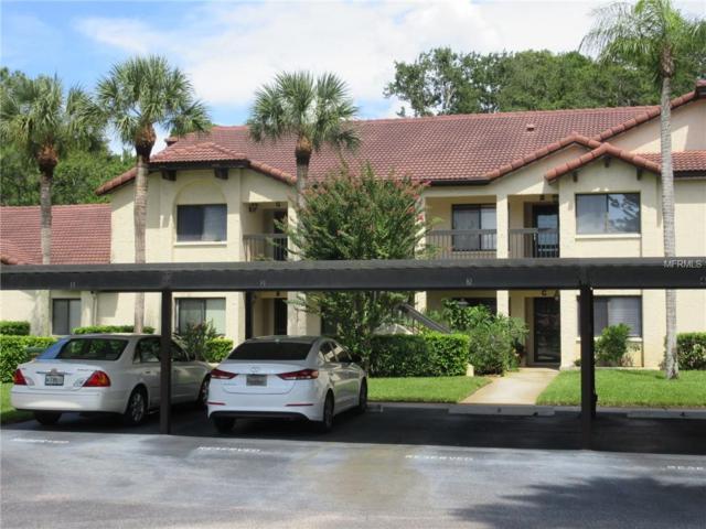 1801 E Lake Road 6G, Palm Harbor, FL 34685 (MLS #U8013349) :: The Duncan Duo Team