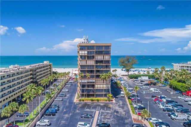 5396 Gulf Boulevard #608, St Pete Beach, FL 33706 (MLS #U8013462) :: The Duncan Duo Team
