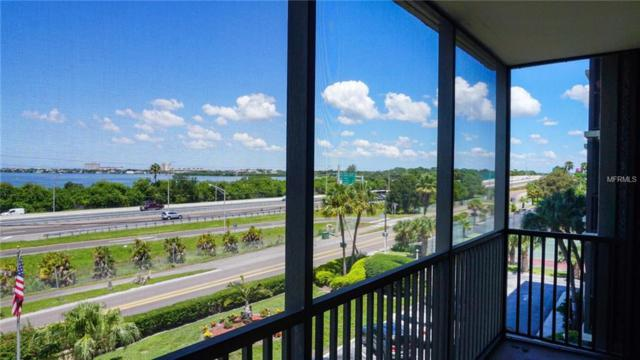 7100 Sunshine Skyway Lane S #402, St Petersburg, FL 33711 (MLS #U8013575) :: Team Bohannon Keller Williams, Tampa Properties