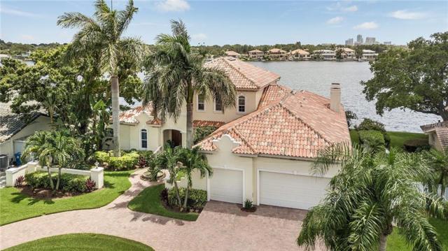 1073 Eden Isle Drive NE, St Petersburg, FL 33704 (MLS #U8013932) :: G World Properties