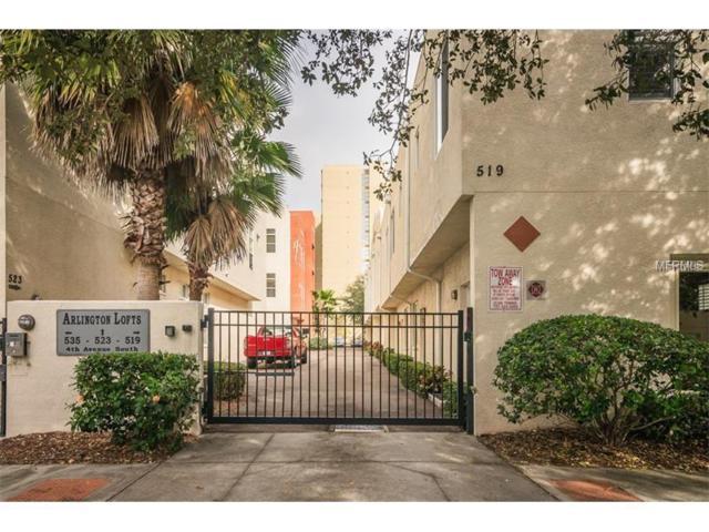 519 4TH Avenue S #1, St Petersburg, FL 33701 (MLS #U8013935) :: Baird Realty Group