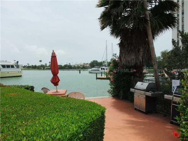 10375 Paradise Boulevard #54, Treasure Island, FL 33706 (MLS #U8014467) :: Revolution Real Estate