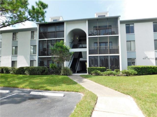 1182 W Pine Ridge G 2, Tarpon Springs, FL 34688 (MLS #U8014634) :: Team Bohannon Keller Williams, Tampa Properties