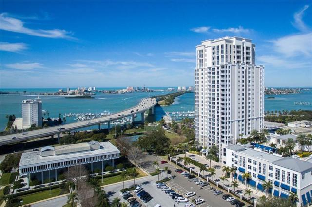 331 Cleveland Street #211, Clearwater, FL 33755 (MLS #U8014763) :: The Duncan Duo Team