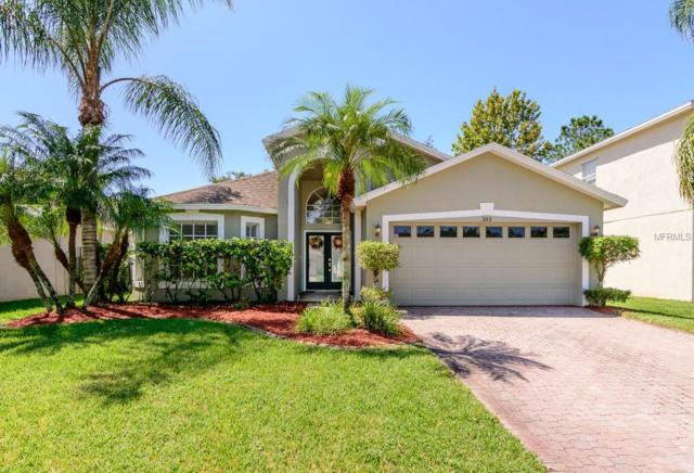 383 Wingate Circle, Oldsmar, FL 34677 (MLS #U8014907) :: Delgado Home Team at Keller Williams