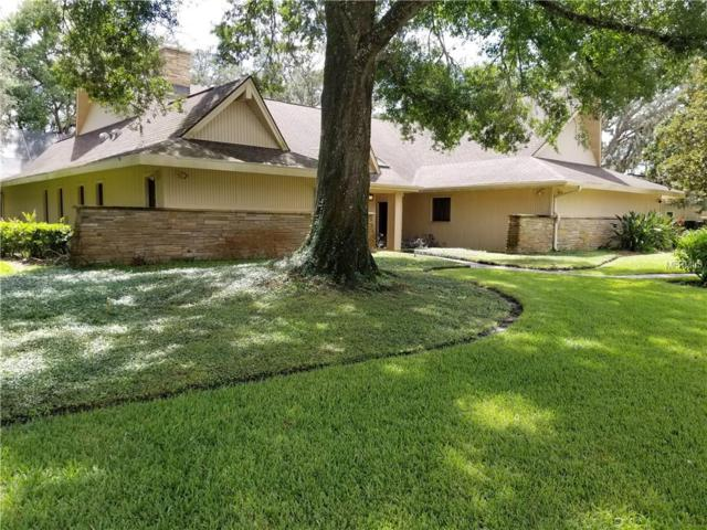 1001 Royal Birkdale Drive, Tarpon Springs, FL 34688 (MLS #U8015178) :: The Lockhart Team