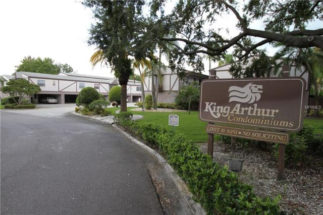 1126 King Arthur Court #410, Dunedin, FL 34698 (MLS #U8015620) :: Lovitch Realty Group, LLC