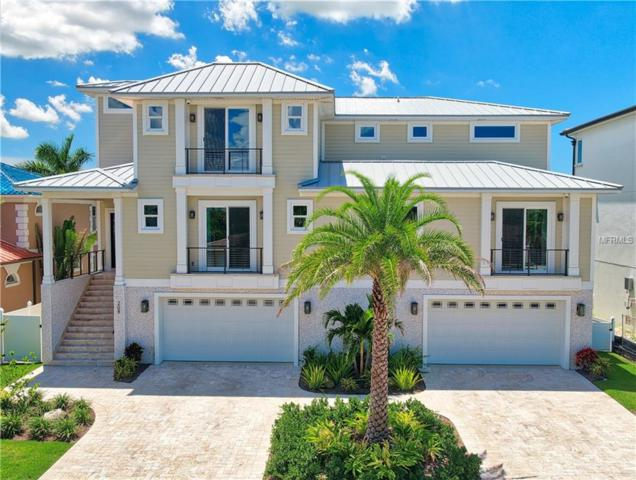 208 Howard Drive, Belleair Beach, FL 33786 (MLS #U8015666) :: KELLER WILLIAMS CLASSIC VI