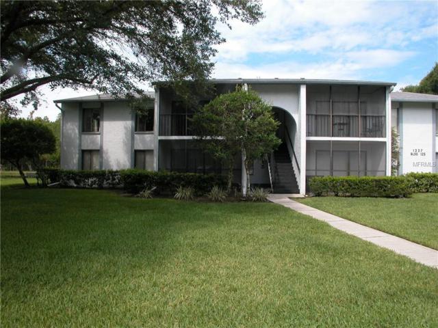 1337 Pine Ridge Circle E A2, Tarpon Springs, FL 34688 (MLS #U8015702) :: Team Bohannon Keller Williams, Tampa Properties